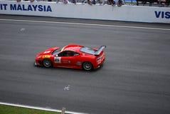 Race 2 van de Uitdaging van Azië Supercar overlappingen ï ¿ ½ 10 Stock Afbeeldingen