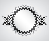 Race background Royalty Free Stock Photography