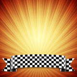 Race background Royalty Free Stock Photo
