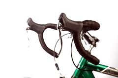 Race bicycle Royalty Free Stock Photos