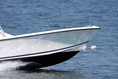 Race Boat Royalty Free Stock Photography
