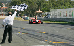 Race car Royalty Free Stock Photos