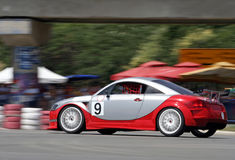 Race car Royalty Free Stock Photography
