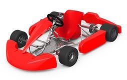 The race car Stock Photo