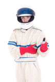 Race car driver Stock Images