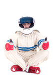 Race car driver Royalty Free Stock Image