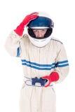 Race car driver Stock Photos