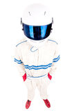 Race car driver Royalty Free Stock Photography