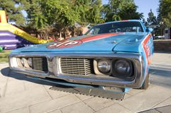 Race car. In exposition at El Cajon, California, United States Royalty Free Stock Image