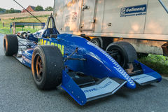 Race car Formula 3000 Stock Photos