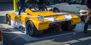Race car Lucchini Sport Prototipo, 1989. Royalty Free Stock Photography
