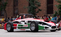 Race Car In Parade Stock Photos