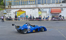 Race Car, Termini Italy Royalty Free Stock Photos