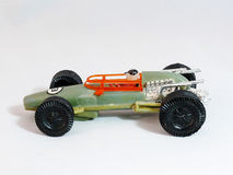 Race car toy Royalty Free Stock Image