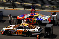 Race cars  Stock Photo