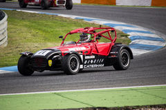 Race caterham Stock Images
