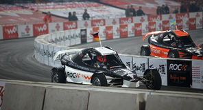 Race of Champions 2009 - Final Stock Images