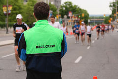 Race Crew Royalty Free Stock Images