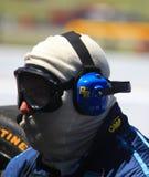 Race crew worker Stock Image