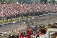 Race Day Royalty Free Stock Image