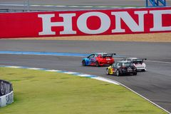 The 2016 TCR International Series on August 28, 2016 in Burirum, Stock Photos