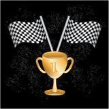 Race design Royalty Free Stock Photos