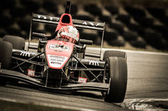 Race driver Alex Lynn Royalty Free Stock Photography