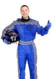 Race driver Stock Photos