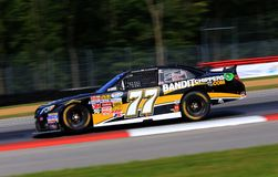 Race driver Parker Kligerman Stock Images