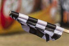 Race flag Royalty Free Stock Image