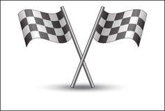 Race flag Stock Image