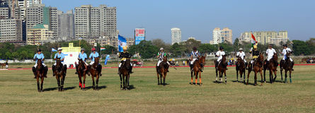 Race Ground In Mumbai Stock Photos