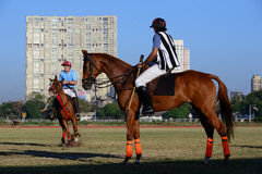 Race Ground In Mumbai Royalty Free Stock Photos