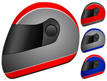 Race helmet Stock Photography
