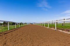 Race Horse Training Tracks Royalty Free Stock Photos