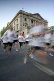 race löpare Arkivbild