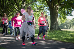 Race for Life 2017 Stock Photos
