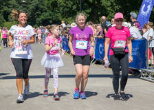Race for Life 2017 Stock Image