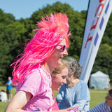 Race for Life 2017 Royalty Free Stock Photos
