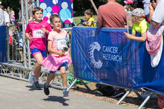 Race for Life 2017 Stock Photo