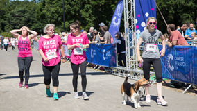Race for Life 2017 Royalty Free Stock Photography