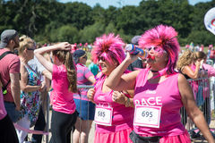 Race for Life 2017 Royalty Free Stock Photo