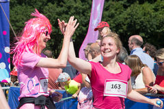 Race for Life 2017 Stock Images
