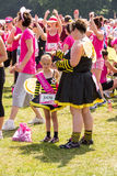 Race for Life Royalty Free Stock Image