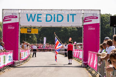 Race for Life Royalty Free Stock Photos