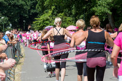 Race for Life Royalty Free Stock Photo
