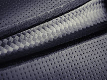 Race Pattern 002. Racing interior decorative checker pattern Stock Photography