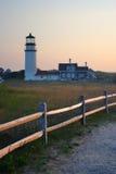 Race Point Light, Cape Cod, Massachusetts, USA Stock Photography