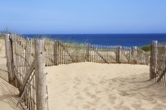 Race Point, Provincetown, MA Royalty Free Stock Photos