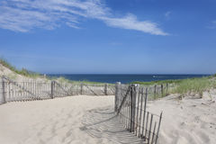 Race Point, Provincetown, MA Royalty Free Stock Photo